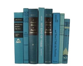 Farmhouse Shelf Decor, Book Home Decor, Books for Decoration, Vintage Books, Book Set,  Book Lover Set, Book Gift, Books for Decoration