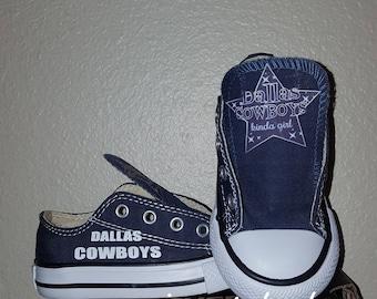Toddler/Kids- Dallas Cowboys Kinda Girl