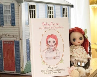 Baby Mouse with Rosebud and Sugarlump