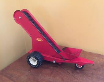 Vintage Tonka Sandloader Belt/Vintage Tonka Conveyer Belt/Vintage Tonka Tractor