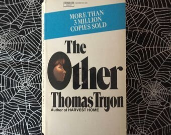 THE OTHER (Paperback Novel by Thomas Tryon)