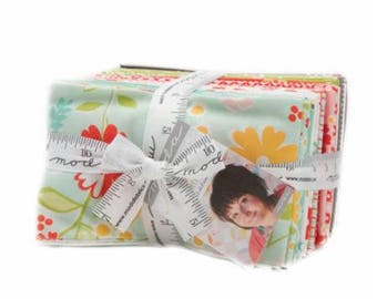Fat Eighth Bundle Flower Mill by Corey Yoder for Moda- 36 Fabrics
