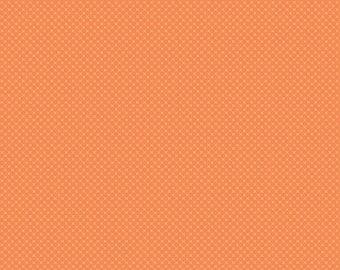 1 Yard Kisses by Doodlebug Design Inc. for  Riley Blake Designs - 210 Orange