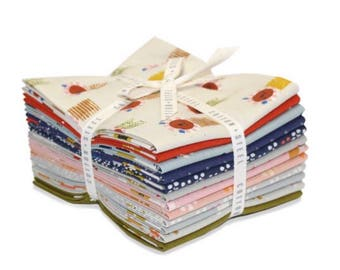 Fat Quarter Bundle  Sunshine by Alexia Abegg for Cotton and Steel Collaboration - 12 Fabrics