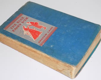 The Blue Fairy Book By Andrew Lang Hardcover