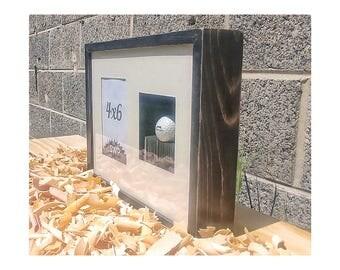 Custom Box Frame 5x7 Box Frame Custom Golf Frames Wood Shadow Box  sc 1 st  Etsy & Wood shadow box | Etsy Aboutintivar.Com