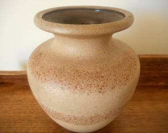 Fat Lava Scheurich Keramik Display Piece - Retro 60s - 70s West Germany