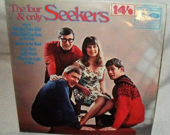 The four & Only Seekers-MFP 1301-Urpop from the year 1964-vinyl record LP