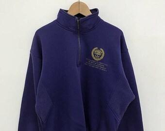 20% OFF Vintage Adidas Half Zipper Sweater,Adidas Pullover Sweater,Hiphop,Swag,Adidas Champion Sweater,Nike Windbreaker