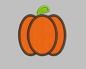 BONUS Pumpkin Halloween machine embroidery applique design Pumpkin embroidery Applique Design Halloween APPLIQUE Design,pes,dst,vp3,vip,hus