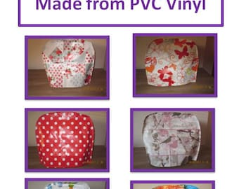 Overlocking Covers Made from PVC Vinyl