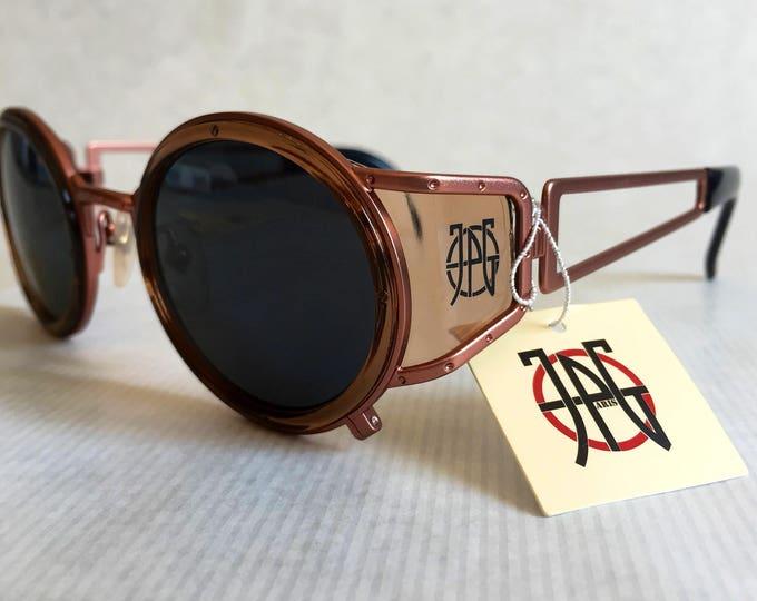 Jean Paul GAULTIER 58 - 6201 Vintage Sunglasses New Unworn Deadstock