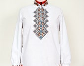 2 Embroidered blouses (vyshyvankas) for Charlie