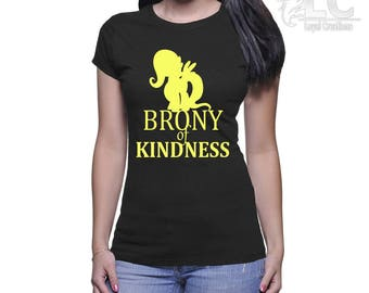 My Little Pony-Brony Fluttershy T-Shirt