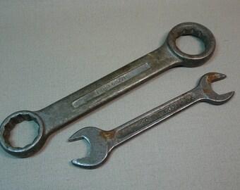 Moto Guzzi Wrench Pair