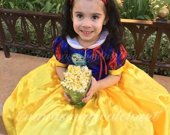 Snow White dress, snowwhite dress, Snow White party, Snow White birthday, Snow White costume