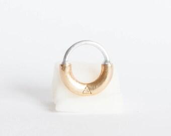 S & M | Septum Piercing-gold Version