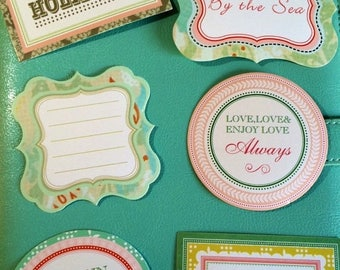 45% OFF Store Except Fall Clearance, Vacation Memories, Die Cut Cards & Tags