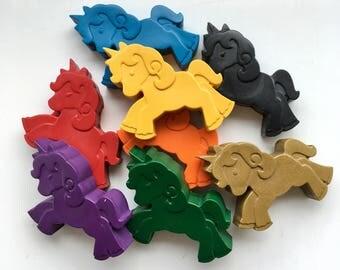 Unicorn Crayons | Unicorn Party | Unicorn Gift | My Little Pony Party | Novelty Crayons | Fairytale Princess Party | Rainbow | Birthday Gift