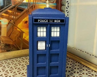ON SALE NOW Tardis Inspired Ring Box