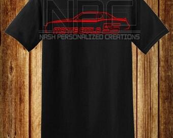 Monte Carlo Aerocoupe T-Shirt