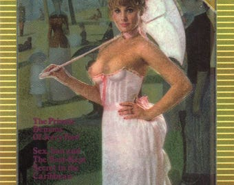 MATURE - Playboy Trading Card Chromium Cover Cards II - #152 May 1976