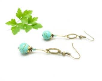 Bohemian earrings ~; ~ Jade East ~ ~.