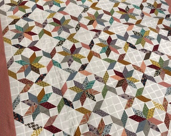Coming Soon - Star quilt
