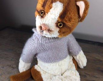 Georgia Teddy Cat