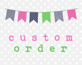 Add beach ball cupcake toppers to previous order