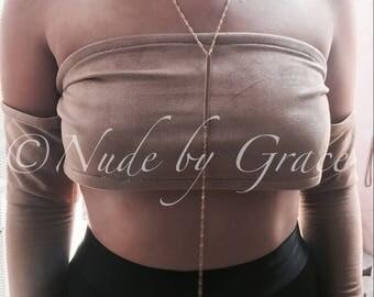 bar drop necklace, Y Necklace, dainty lariat necklace, bridesmaid gift, gold necklace, gold lariat, jewelry, necklaces, gold Y necklace