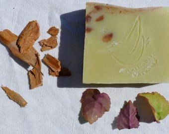 Oriental soap, cinnamon soap, organic soap, natural soap, handmade, palm free, vegan friendly