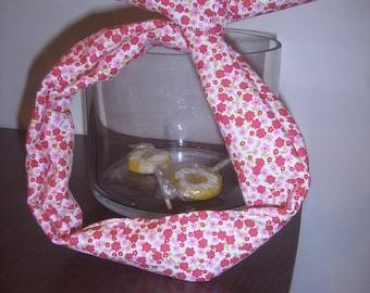 Headband flowers wire