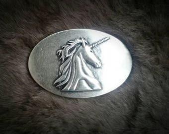 Belt buckle, buckle, buckle - Unicorn