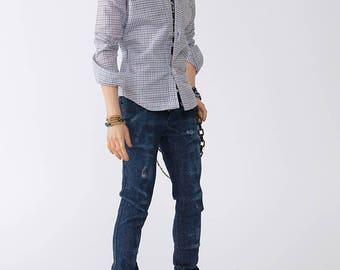 MSD_Vintage Jean Set (Iplehouse FID Man)