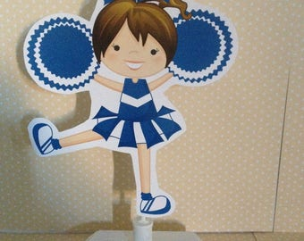 Cheerleader Party Table Decoration