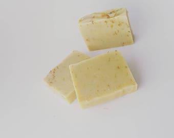 Calendula Infused Handmade Natural Soap