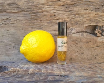 Citrus Burst | Energizing | Happiness | Aromatherapy