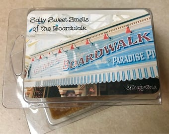 Scents of Disney - Salty Sweet Smell of the Boardwalk