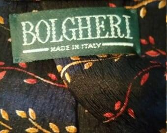 ON SALE Bolgheri Italian Silk Neckwear