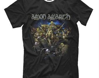 Man's T-shirt - Amon Amarth - #ts206