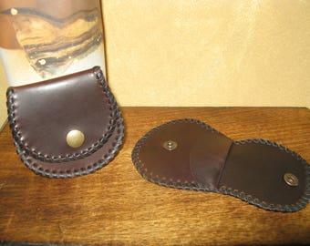 Purse Leather Saddlebag