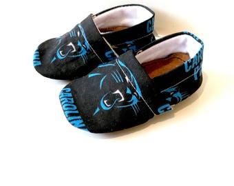 Carolina Panthers Baby Shoes