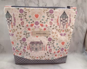 Dove House project bag