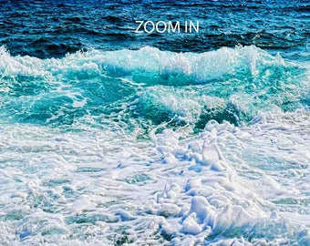 Beach Decor Ocean Art Coastal Wall Art Coastal Ocean Ocean Shore Print Shore Print Ocean Wall Art Sea Print Beach Wall Art Ocean Wall Art