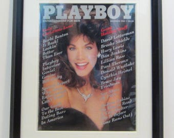 Playboy Playmate Barbi Benton Retro Playmate Poster