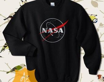 Nasa Shirt Nasa T-Shirt Nasa Sweatshirt Nasa Tshirt Nasa Space Center Shirt Nasa Tee Sweatshirt NS002X