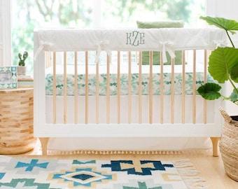Cactus Cacti Crib Baby Bedding Set