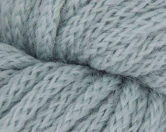 Debbie Bliss PALOMA +4 Free QUICK Patterns 9.99 +1.25ea to Ship - SKY 10 - Sky Blue Super Bulky Alpaca Chainette Soft Fluffy Light & Warm!