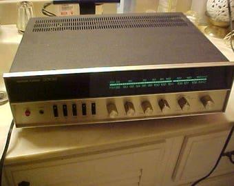 1970's Harman Kardon 330B am/fm stereo receiver equipment mid century modern mcm